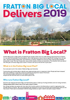 Fratton Delivers 2019